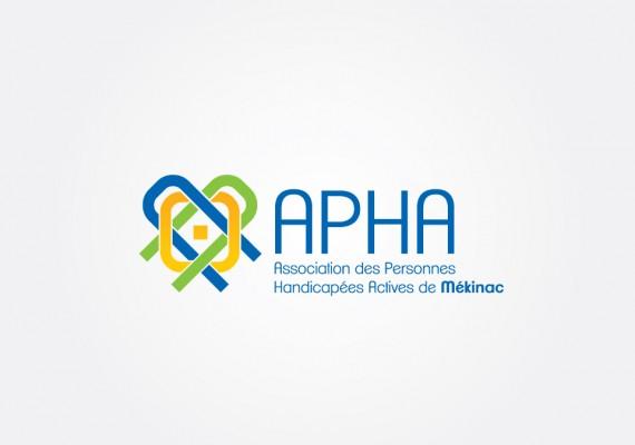 APHA Mékinac | Logotype