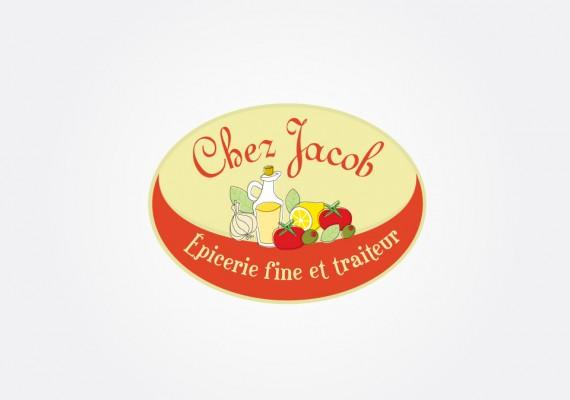 Chez Jacob | Logotype