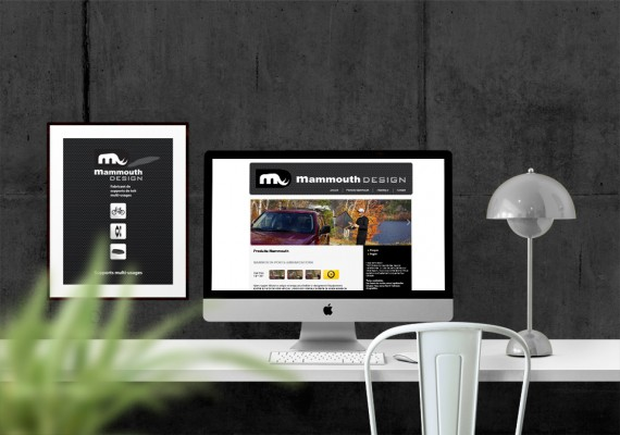 Mammouth Design   Web