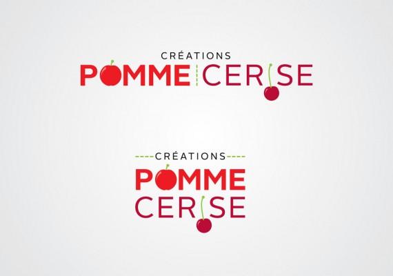 Pomme-Cerise | Logotype