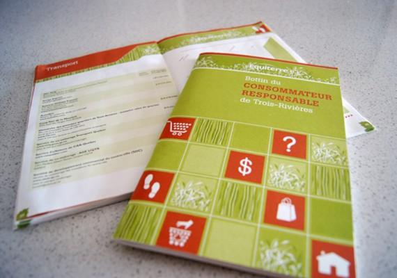 Groupe d'action Équiterre Trois-Rivières | Bottin de consommation responsable