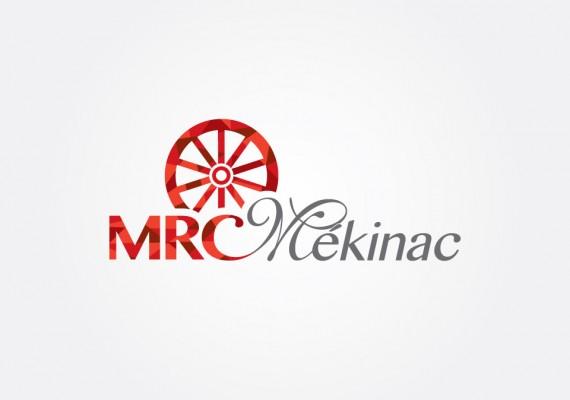 MRC Mékinac – Logotype