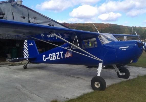 Avion | Lettrage